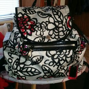 Coach Graffiti backpack F16582